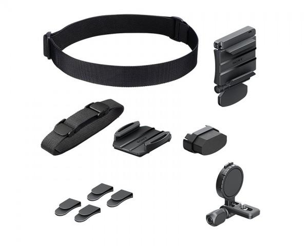 Head Mount Kit for Action Cam (adjustable) SONY BLT-UHM1