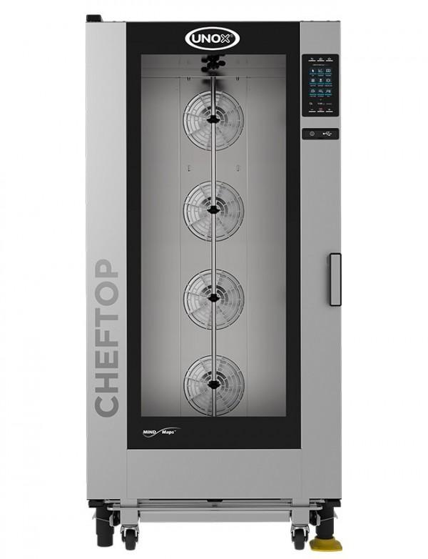 Električna parnokonvekcijska pečica UNOX XEVC-2021-EPR PLUS 20 GN 2/1