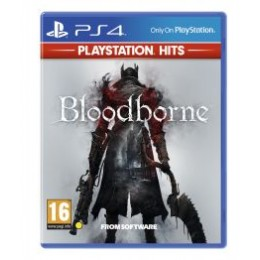 Playstation PS4 igra Bloodborne HITS