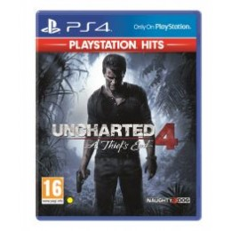 Playstation PS4 igra Uncharted 4: Thief`s End HITS