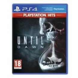 Playstation PS4 igra Until Dawn HITS