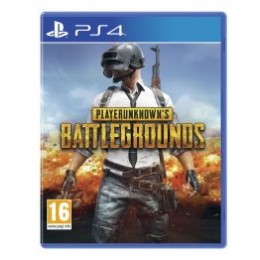 Playstation PlayerUnknown's Battlegrounds PS4 igra