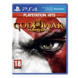 Playstation PS4 igra God of War 3 Remastered HITS