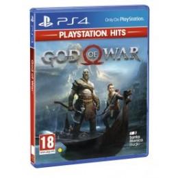 Playstation PS4 igra God of War HITS