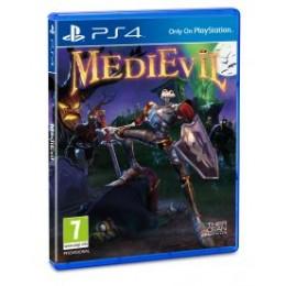 Playstation PS4 igra Medievil