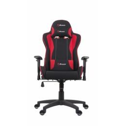 Arozzi Mezzo V2 Gaming stol tkanina - rdeč