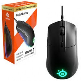 SteelSeries Rival 3 gaming miška