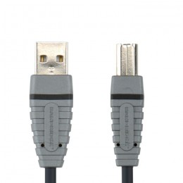 BANDRIDGE COMPUTER BCL4105 USB A M - USB B M kabel 4.5m - BANDRIDGE