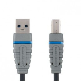 BANDRIDGE COMPUTER BCL5102 USB 3.0 - USB B kabel 2m - BANDRIDGE
