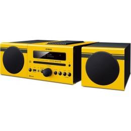 Yamaha MCRB-043 mikro glasbeni stolp - rumen