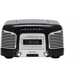 Teac SL-D930 (Črn) Radio/CD/Bluetooth 2.1 Retro Sistem - TEAC