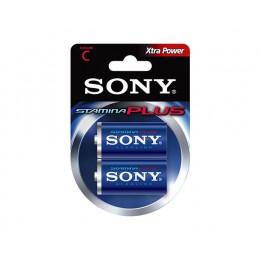 Alkalne X-Power baterija Sony AM2-B2D LR14, tip C, 2/1
