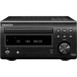 CD stereo sprejemnik Denon RCD-M41 - črn