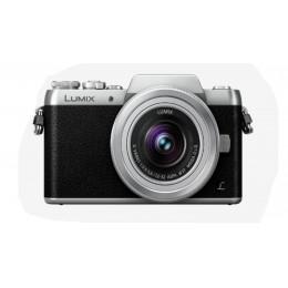 Digitalni fotoaparat Panasonic DMC-GF7K kit 12-32mm MEGA O.I.S. - srebrn