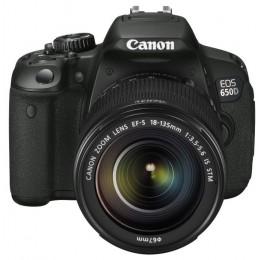 Digitalni fotoaparat Canon EOS 650D kit 18-135mm