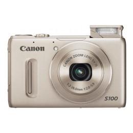 DIGITALNI FOTOAPARAT CANON PowerShot S100 - srebrna