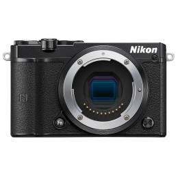 Digitalni fotoaparat Nikon 1 J5 (body) - črn