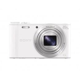 Digitalni fotoaparat Cyber-shot SONY DSC-WX350W 20x optični zoom srebrn