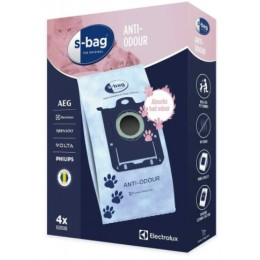 Vrečke za prah Electrolux S-BAG CLASSIC Long Performance Anti-Odour E203S