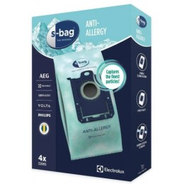 Vrečke za prah Electrolux S-BAG CLASSIC Long Performance Anti-Allergy E206S