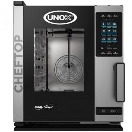 Električna parno konvekcijska pečica UNOX XECC-1013-EPR plus compact 10 GN 1/1