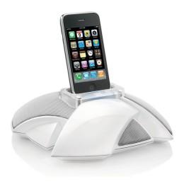 JBL priklopni zvočni sistem za iPod ON STAGE IV -bel