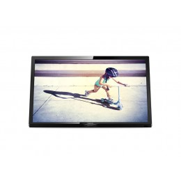 LED TV PHILIPS 24PHT4022 (HD Ready, 250 cd/m2)