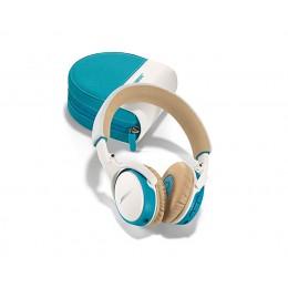 Bose SoundLink® Bluetooth® brezžične naušesne slušalke bela/modra