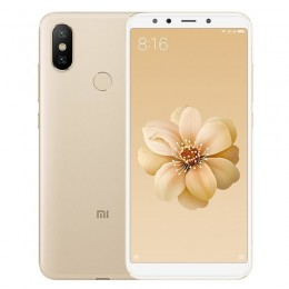 Pametni telefon Xiaomi MI A2, zlat