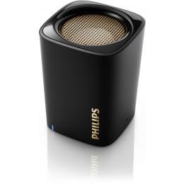 Prenosni Bluetooth zvočnik Philips  BT100 - črn