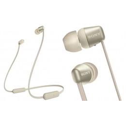 Slušalke SONY WIC-310N Bluetooth - zlate