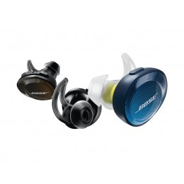 Bose SoundSport™ brezžične ušesne slušalke črna
