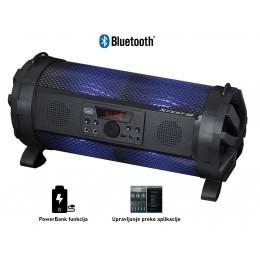 TREVI XF 550 BOOMBOX bluetooth prenosni zvočnik