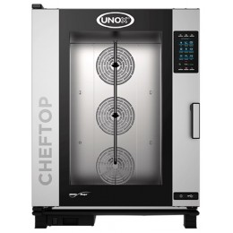 Električna parnokonvekcijska peč UNOX XEVC-1021-EPR plus 10 GN 2/1